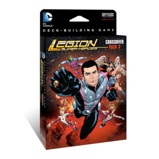 DC Comics Deck-Building Game: Crossover Pack 3 - Legion of Super-Heroes