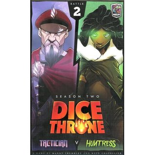 Dice Throne Season Two - Tactician vs Huntress