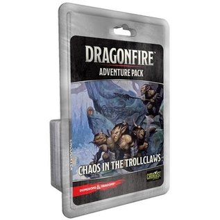 Dragonfire - Adventures: The Trollclaws
