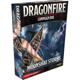Dragonfire - Campaign: Moonshae Storms