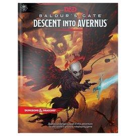 Dungeons & Dragon 5E: Descent into Avernus (Retail)