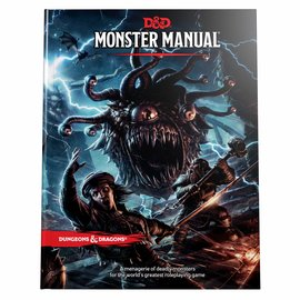 Dungeons & Dragons 5e: Monster Manual