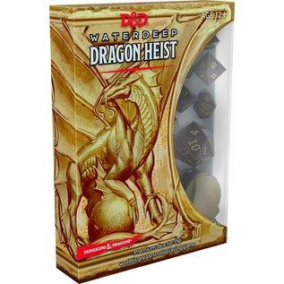 Dungeons & Dragons: Waterdeep Dragon Heist Dice