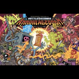 Epic Spell Wars 5: Annihilageddon