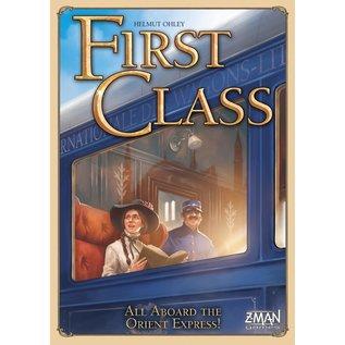First Class - All Aboard the Orient Express!
