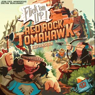 Flick 'Em Up! - Red Rock Tomahawk
