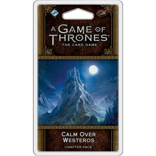 Game of Thrones: The Card Game (Second edition) - Calm over Westeros