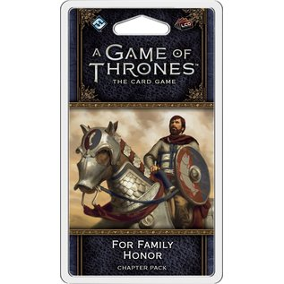 Game of Thrones: The Card Game (Second Edition) - For Family Honor
