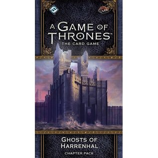 Game of Thrones: The Card Game (Second Edition) - Ghosts of Harrenhal