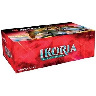 Wizards of the Coast MTG Ikoria Lair of Behemoths: Booster Box