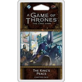 Game of Thrones: The Card Game (Second Edition) - The King's Peace