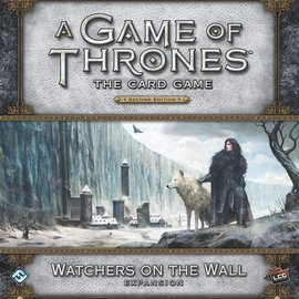 Game of Thrones: The Card Game (Second Edition) - Watchers on the Wall