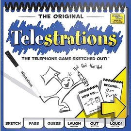 Telestrations® 8 Player - The Original