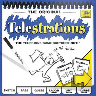 Telestrations® 8 Player - The Original
