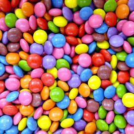 FOOD: Candy: Smarties