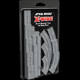 Star Wars X-Wing 2.0: Deluxe Movement Tools & Range Ruler