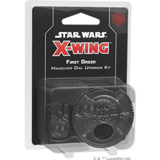 Star Wars X-Wing 2.0: First Order Maneuver Dial Upgrade Kit