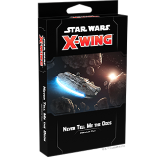 X-Wing 2nd Ed: Never Tell Me The Odds Obstacles Pack