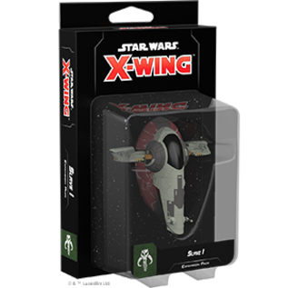 Star Wars: X-Wing 2.0 - Slave 1 Expansion Pack