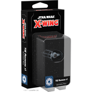 Star Wars: X-Wing 2.0 - TIE Advanced X1 Expansion Pack