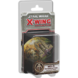 Star Wars: X-Wing Miniatures Game - M3-A Interceptor Expansion Pack