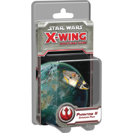 Star Wars: X-Wing Miniatures Game - Phantom II Expansion Pack