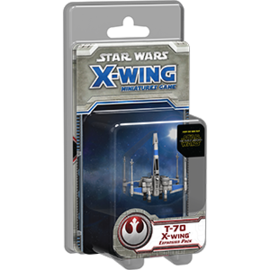 Star Wars: X-Wing Miniatures Game - T-70 Expansion Pack