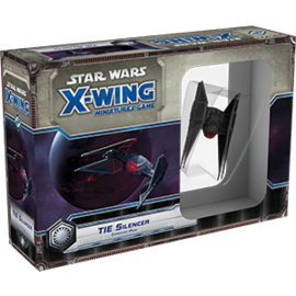 Star Wars: X-Wing Miniatures Game - TIE Silencer Expansion Pack