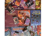 Dungeons & Dragons/RPGs