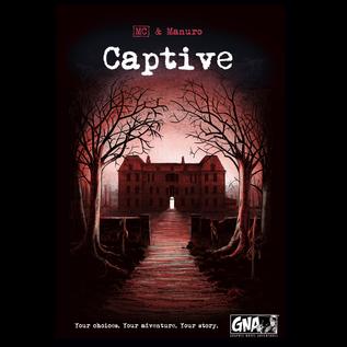 Graphic Novel Adventure: Captive