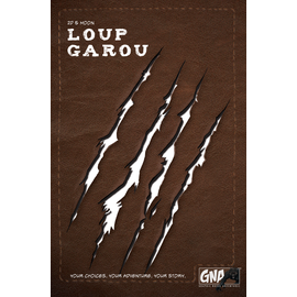 Graphic Novel Adventure: Loup Garou