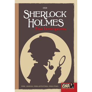 Graphic Novel Adventure: Sherlock Holmes