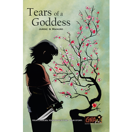 Graphic Novel Adventure: Tears of a Goddess