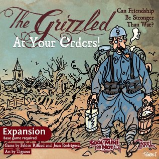 Grizzled, The: At Your Orders!