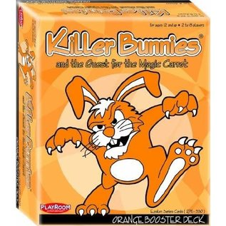 Killer Bunnies and the Quest for the Magic Carrot: Orange Booster