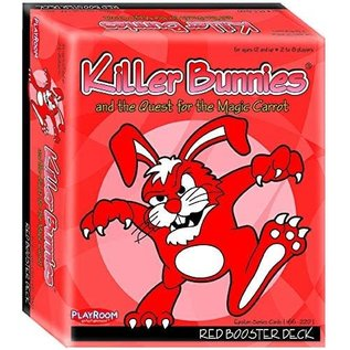 Killer Bunnies and the Quest for the Magic Carrot: Red Booster