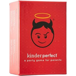 Kinder Perfect Card Game