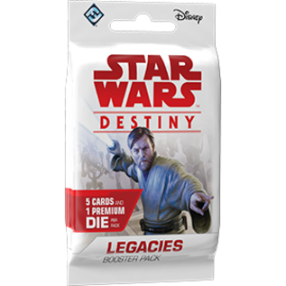 Star Wars: Destiny - Legacies Booster Pack