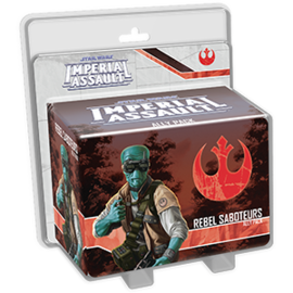 Star Wars: Imperial Assault - Rebel Saboteurs Ally Pack