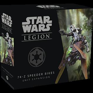 Star Wars: Legion - 74Z Speeder Bikes Unit Expansion