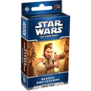 Star Wars: The Card Game - Heroes and Legends Force Pack