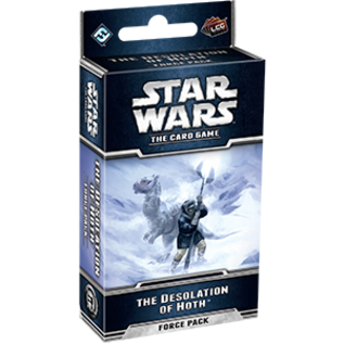 Star Wars: The Card Game - The Desolation of Hoth