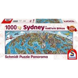 Schmidt Puzzle: 1000 Sydney