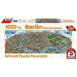 Schmidt Puzzle: 1000 Berlin