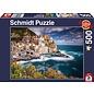 Schmidt Puzzle: 500 Manorola, Cinque Terre, Italy