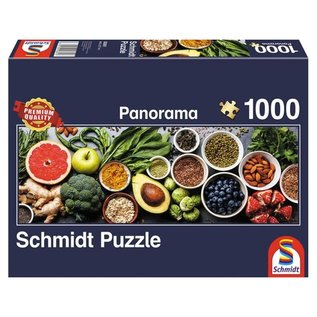 Schmidt Puzzle: 1000 On the Kitchen Table