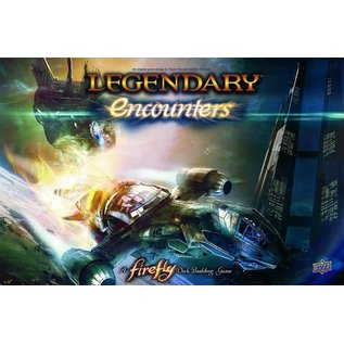 Legendary: Encounters - A Firefly Deck Building Game