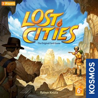 Lost Cities w/ 6th exp