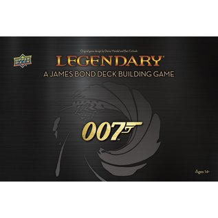 Marvel Legendary DBG: 007 James Bond