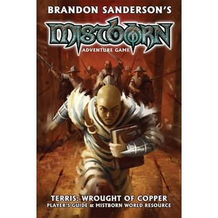Mistborn Adventure Game: Terris: Wrought of Copper